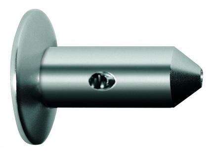 Paulmann 8203 Wire System L&E Wandanschluss mit Kabelweiterführung 1 Paar Nickel satiniert Met