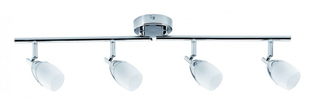 Paulmann Spotlight Yasmin Stange 4x42W G9 Chrom 230V Metall/Glas