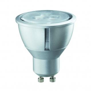 Paulmann 281.45 LED Premium Reflektor 5W GU10 230V Warmweiß 1200cd/25° dimmbar