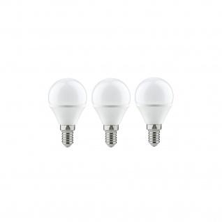 Paulmann 284.27 LED 3er-Pack Tropfen 4W E14 230V 2700K