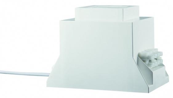 Paulmann 9795.00 VDE Safety Trafo Transformator max.500W 230V 500VA Weiß