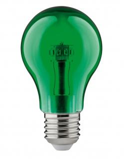 Paulmann LED Glühlampe 1, 5W E27 230V Grün