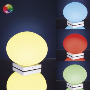 Paulmann Tischleuchten 290.30 Table&Desk Living Globe LED Tischleuchte Opal 230V Glas