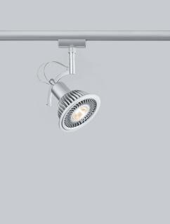 Paulmann 952.80 URail Schienensystem LED Spot Roncalli II 1x11W GU10 Chrom matt 230V Metall - Vorschau 3