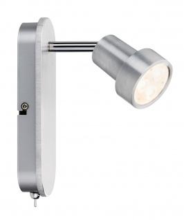 Paulmann 602.22 Spotlight Arioso Balken 1x3W Alu gebürstet 230V Metall