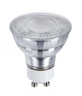 Mili-Leuchten 6403 LED Leuchtmittel GU10 4, 5W 3000 Kelvin 100°Abstrahlwinkel warmweiss 360 Lumen