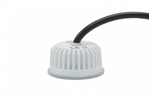 LED Einbauleuchte 4134 Alu 5W 3000K 230V Modul flache Einbautiefe 35mm - Vorschau 5