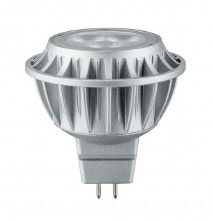 10 Stück 282.51 Paulmann 12V Fassung LED Reflektor 3, 5W GU5, 3 12V Grün