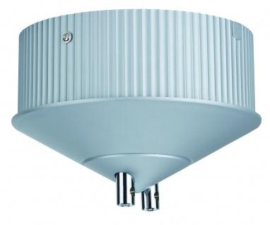 Paulmann Toroidal Decorative Trafo max.200W 230/12V 200VA Alu matt