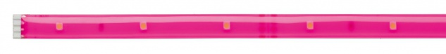 Function YourLED DECO Strip Neon Pink 1m Warmweiß 2, 4W 12V DC Weiß Kst - Vorschau 2