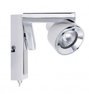 Paulmann 602.37 Spotlight Turn Balken 1x40W GU10 Weiß Chrom 230V Metall