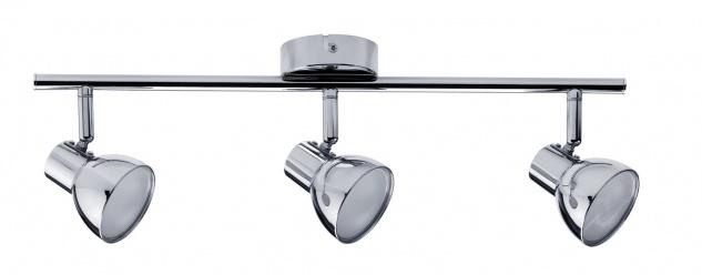 Paulmann Spotlight Cup LED 3x4, 6W Chrom 230V Kunststoff - Vorschau 2