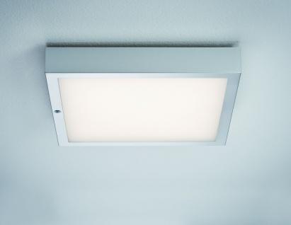 Paulmann WallCeiling Space LED-Panel RGBW 300x300mm 15, 5W 230V Chrom matt Weiß Kunststoff - Vorschau 3