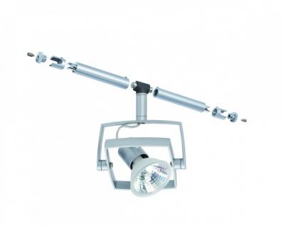 Paulmann Seil- und Schienensystem CombiEasy Spot Mac² 1x35W GU5, 3 Chrom matt 12V Metall/Kunststoff