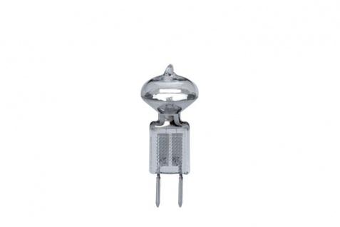 831.40 Paulmann 12V Fassung Halogenstiftsockel mit Axialwendel 50 Watt GY6, 35 klar