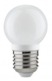 Paulmann 283.12 LED Tropfen 4W E27 230V Opal 2700K