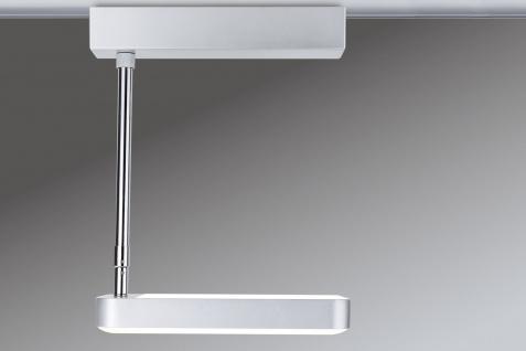 Paulmann URail Schienensystem L&E LED Spot Pillow 24/5W Chrom matt 230V Metall - Vorschau 4