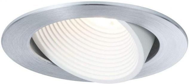 Prem EBL Set 998.71 Helia rd schwb LED 4000K 8, 7W 230V/700mA 92mm Alu geb ws matt Alu
