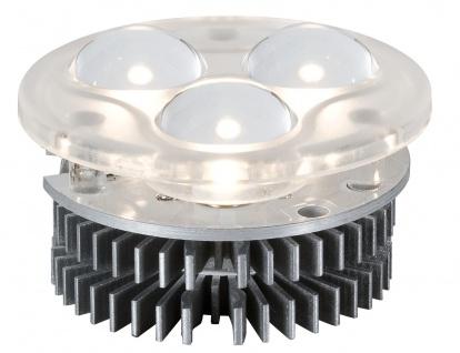 Paulmann 2Easy Einbauleuchte Basis-Set power LED 3x3, 52W 9VA 51mm - Vorschau 2