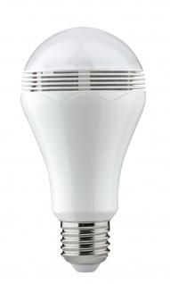 Paulmann 283.61 LED Glühlampe 5W E27 230V Lautsprecher bluetooth 2700K