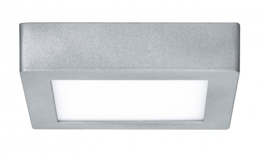 Paulmann WallCeiling Lunar LED-Panel 170x170mm 10, 5W 230V Chrom matt Alu - Vorschau 2