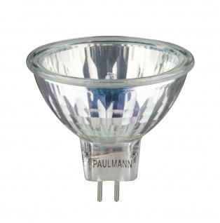 Paulmann 800.29 Niedervolt Halogenreflektorlampe Halo+ 40W 51mm GU5, 3 Silber