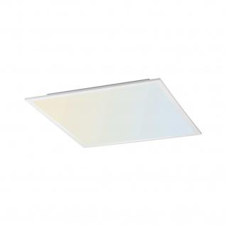 FLAT Leuchten Direkt Deckenleuchte, weiss 1xLED-Board 33W 2700-5000K Innenleuchte, IP20