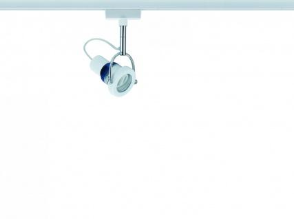 Paulmann URail Schienensystem Light&Easy Spot Ring 1x11W GU10 Weiß 230V Metall - Vorschau 2