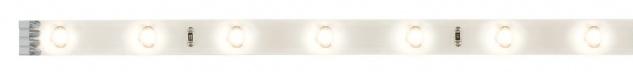 Function YourLED Strip 97cm Warmweiß 3, 12W 12V DC Weiß Kunststoff