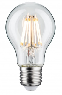 Paulmann 284.23 LED Glühlampe Filament 7, 5W E27 230V Klar 2700