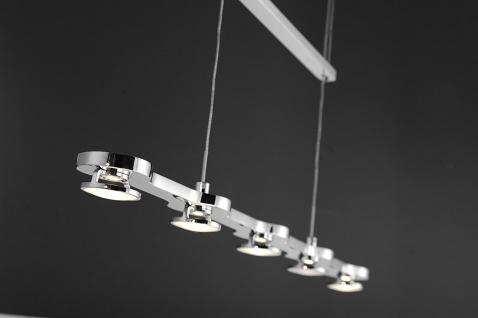 20W Dimmbare LED Pendelleuchte Warmweiß 5 x 4W 3000 Kelvin 1.525 Lumen - Vorschau 2