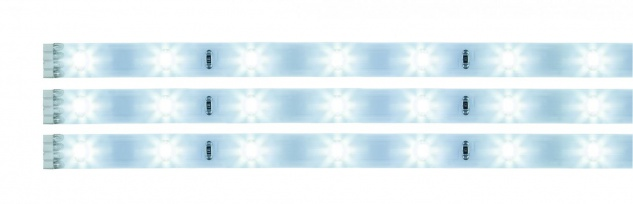 Function YourLED Strip Pack 3x97cm12V TageslichtWs 3x3, 12W DC Ws Kst