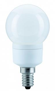 10 Stück 281.05 Paulmann E14 Fassung LED Tropfen 2W E14 Opal Warmwhite
