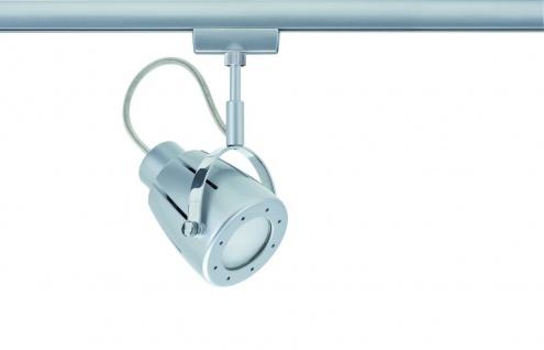 Paulmann URail Schienensystem Light&Easy Spot Mega 1x11W GU10 Titan 230V Metall