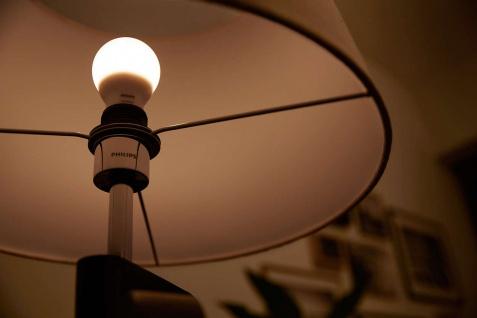 Philips, LED Leuchtmittel 3-Stufen-Dimmbar 8718696706794 14-7-3, 5 W (100 W), E27, Warm/sehr warm/extrawarm - Vorschau 4