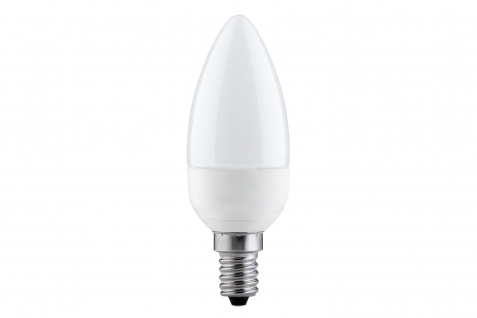 10 x Nice Price E14 Fassung 3583.10 NP LED Kerze 3, 6W 230V Warmweiß 2700K