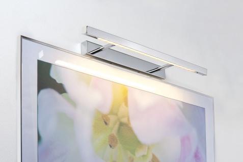 Paulmann Galeria Osaris LED65 Bilderleuchte 6W Chrom 230V Metall