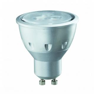 10 Stück 281.54 Paulmann GU10 Fassung LED Quality Reflektor 4W GU10 230V Warmweiß 800cd/25°
