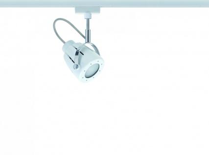 Paulmann URail Schienensystem Light&Easy Spot Mega 1x11W GU10 Weiß 230V Metall