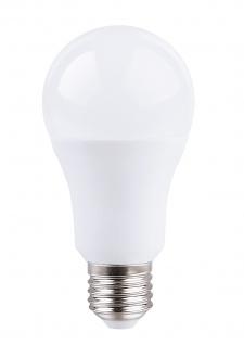 LED Leuchtmittel 15W E27 3000K Warmweiss 230V 1400lm Weiß satiniert