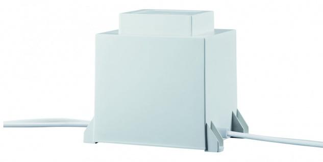 Paulmann VDE Safety Trafo max.300W 12V 300VA Weiß