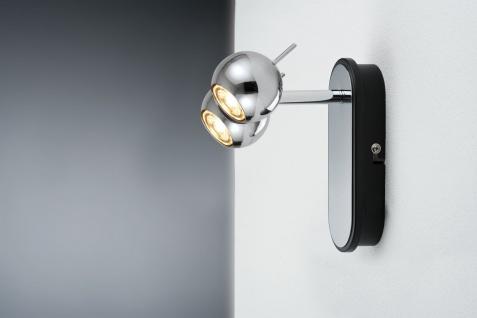 Paulmann Spotlights Sphere LED Balken 1x(2x5W) Chrom 230V Metall