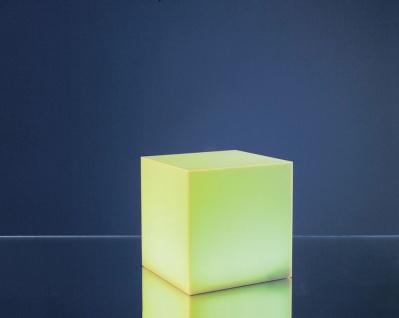 Living Mood LED Kubus max.1, 9W Multicolor 230V Kunststoff