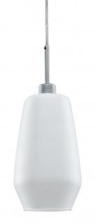 Paulmann URail Pendulum Remo II max. 1x25W GU10 Chrom matt/Satin 230V Metall/Glas - Vorschau 4