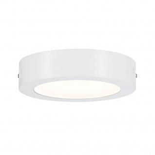 Paulmann SmartHome Zigbee Cesena LED-Panel 170mm 11W Tuneable White 230V Weiß matt Kunststoff