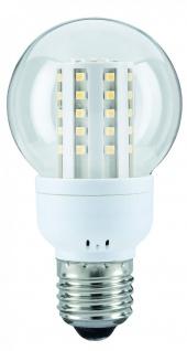 Paulmann 281.03 LED Glühlampe 2, 6W E27 Klar 3000K 200lm