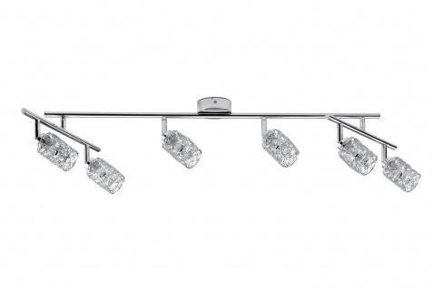 Nice Price Nice Price Spotlights B12 Balken 6x33W G9 230V Chrom Metall