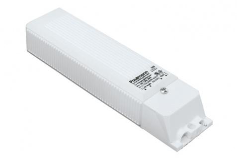 979.62 Paulmann Halogen Trafo 97962 Sicherheitstrafo 60W 12V 54mm geeignet für AC/DC LED