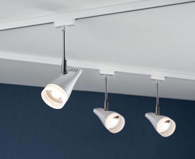 Paulmann URail Schienensystems LED Spot Drive 1x5, 4W Weiß/Chrom 230V Metall/Kunststoff - Vorschau 3