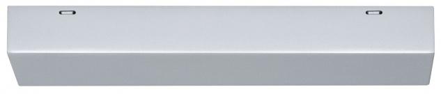 Paulmann URail Schienensystem L&E Mittel-Einspeis. max 1000W Chrom matt 230V Metall 968.85